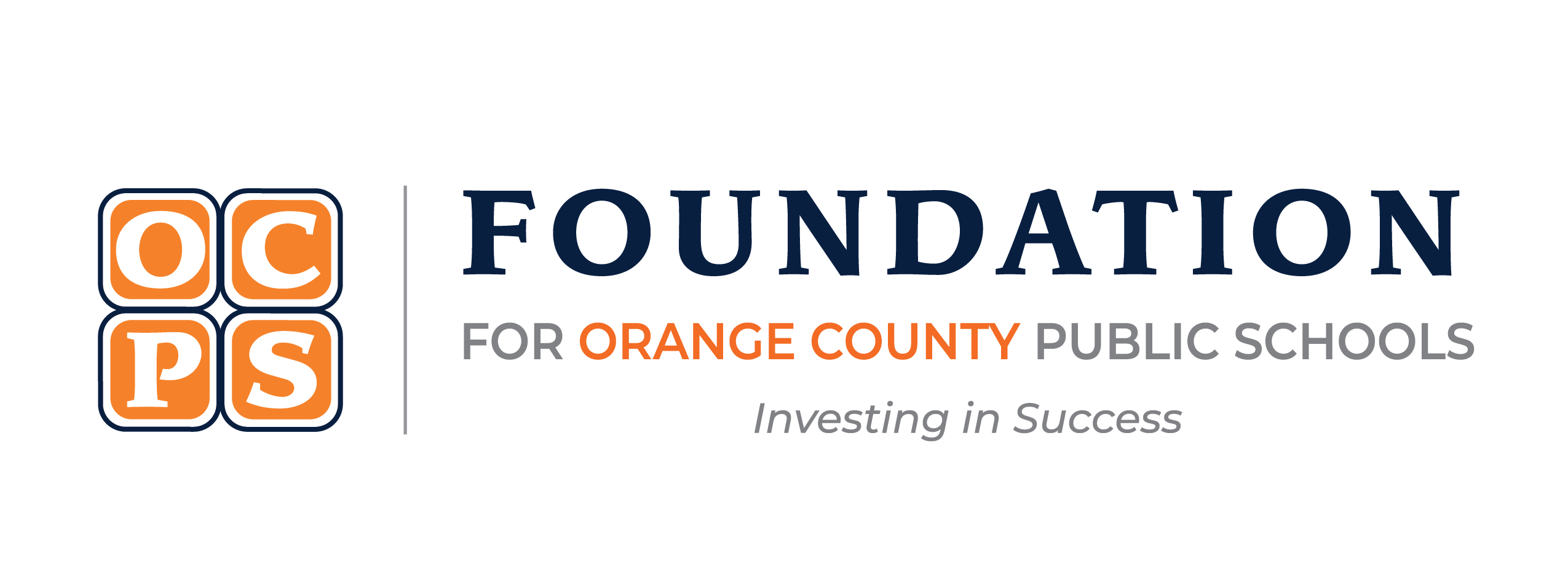 OCPS Foundation Logo